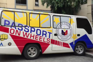Passport on Wheels