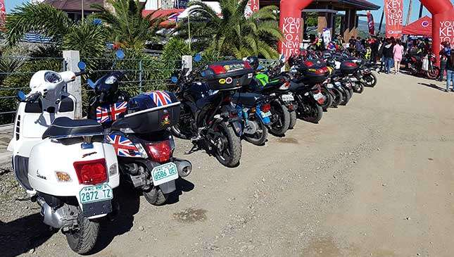 BIgger License Plates for Motorcycles, signed by Duterte