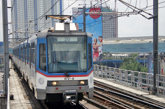 The DOTr offers free rides to students in major PH railways
