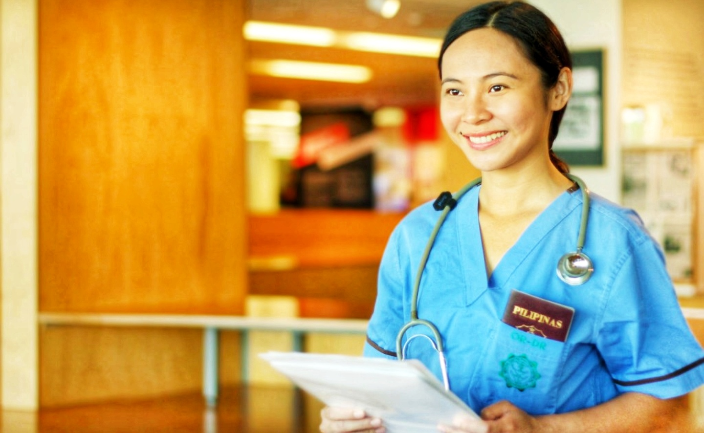 Germany is in need of 350 Pinoy Nurses