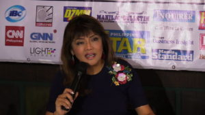 One Centavo per Text, Wanted by Imee Marcos