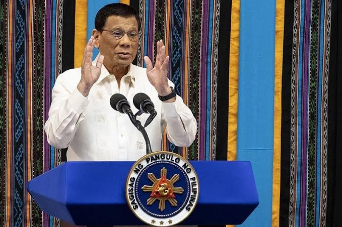 President Duterte's SONA which aims to simplify government processes