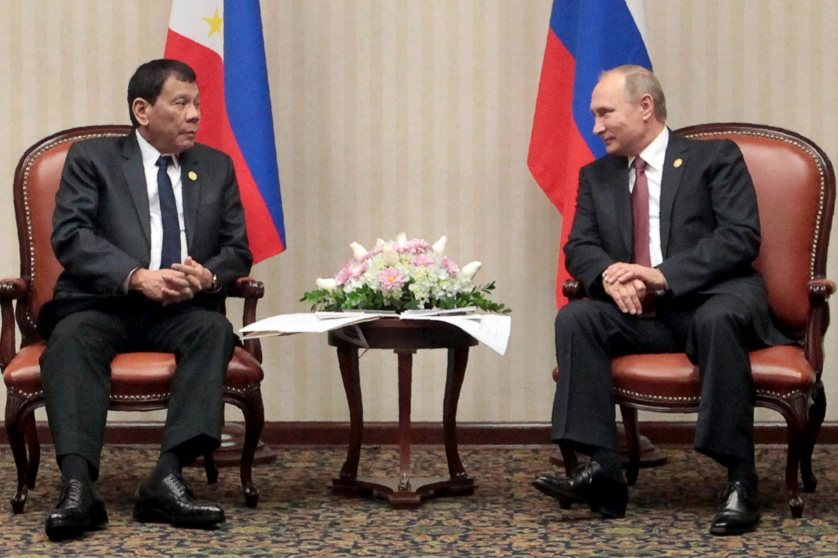 Labor Pact with Russia, looking to be signed by DOLE