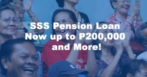 SSS-Pension-Loan now upto P200k