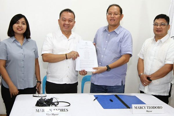 Medical Scholarship Ordinance, Passed by Marikina City