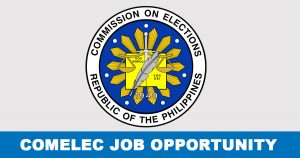 COMELEC-Job-Vacancies