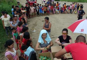 Free Transportation of Relief Goods Now on its Third and Final Reading
