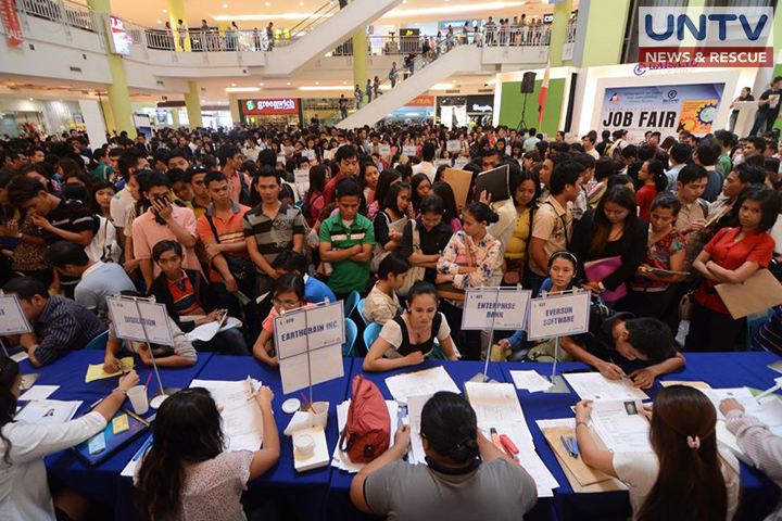 50,000 Jobs Offered by DOLE