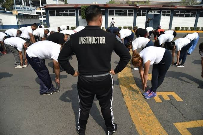Overweight Cops to Not Be Promoted