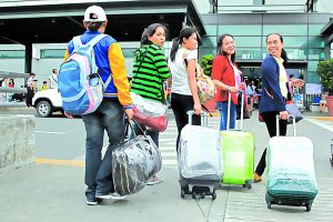 The House of Representatives OKs the OFW Department