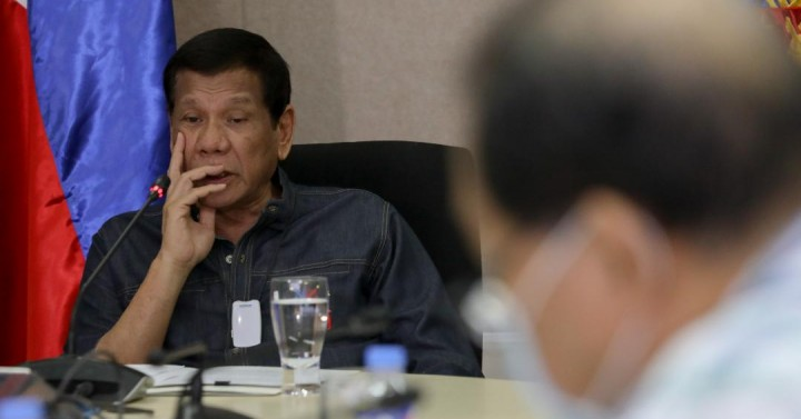 Bayanihan to Heal as One Act of 2020, Approved
