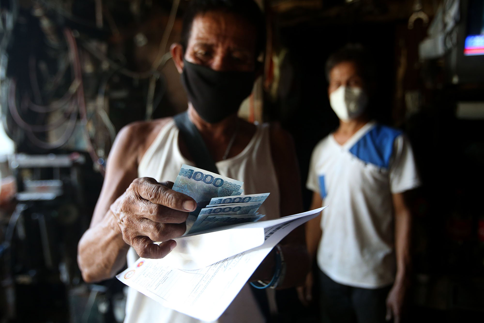 Masterlist of Cash Aid Beneficiaries, Ordered to be Sent by DILG