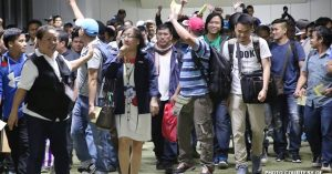 Taiwan to Accept More Filipino Workers