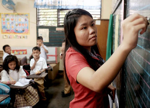 Early Release of 13th month pay of public school teachers