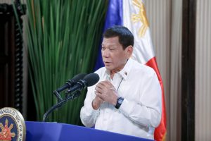 Duterte is not in favor of opening the classes without a vaccine