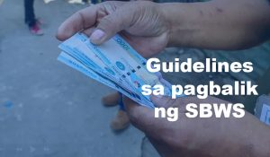 The Return of the SBWS Guidelines for Both Voluntary and Involuntary