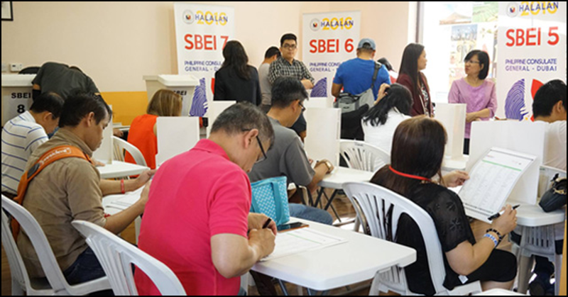 Voter Registration Requirements Set by the COMELEC