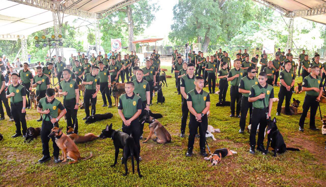 PDEA-10 Looking For K9 Handlers