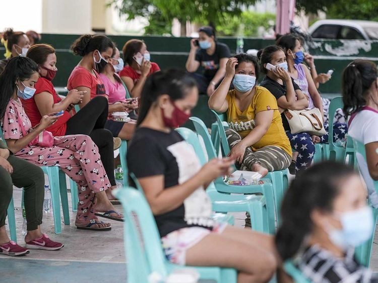 Displaced workers can now apply for the new DOLE CAMP