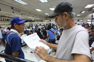 13th month of pensioners, will be released early